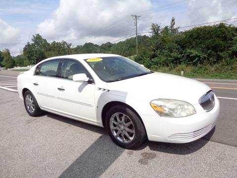 2007 Buick Lucerne for sale at Car Depot Auto Sales Inc in Seymour TN