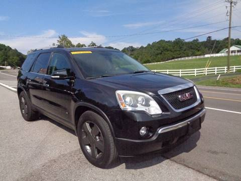 2011 GMC Acadia for sale at Car Depot Auto Sales Inc in Seymour TN