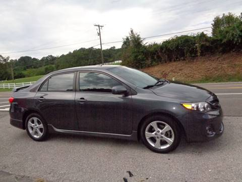 2011 Toyota Corolla for sale at Car Depot Auto Sales Inc in Seymour TN