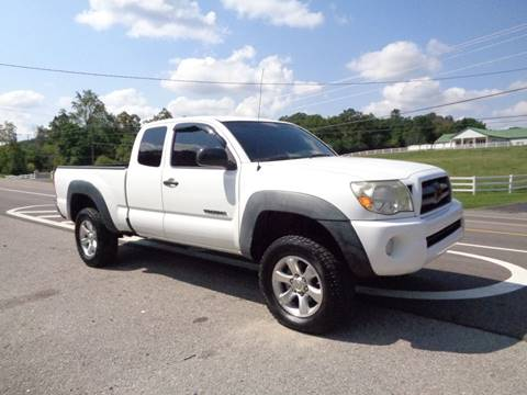 2007 Toyota Tacoma for sale at Car Depot Auto Sales Inc in Seymour TN