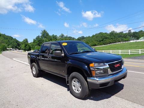 2007 GMC Canyon for sale in Seymour, TN