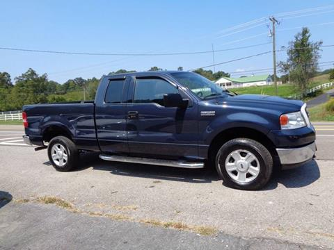 2004 Ford F-150 for sale at Car Depot Auto Sales Inc in Seymour TN
