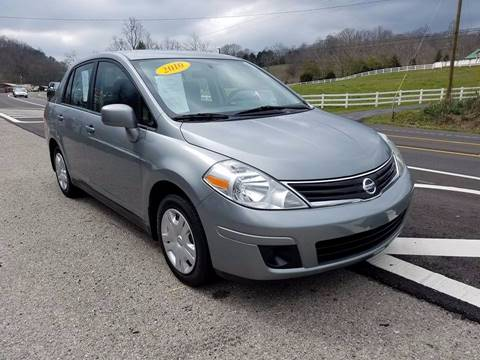 2010 Nissan Versa for sale at Car Depot Auto Sales Inc in Seymour TN