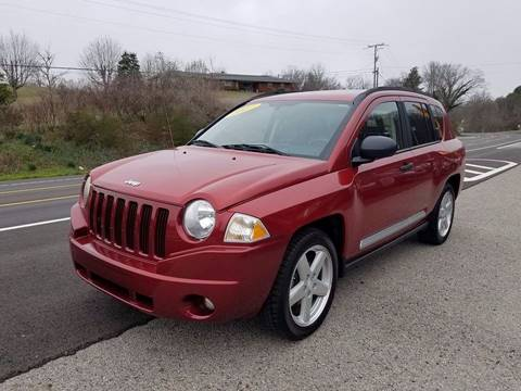 2007 Jeep Compass for sale at Car Depot Auto Sales Inc in Seymour TN
