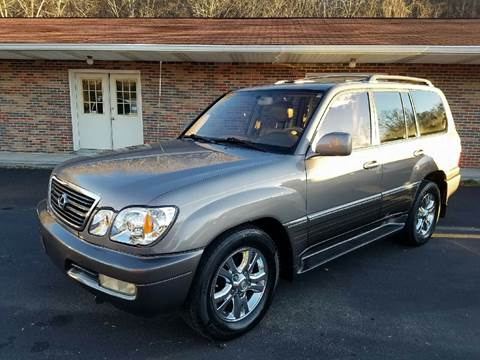 1999 Lexus LX 470 for sale at Car Depot Auto Sales Inc in Seymour TN