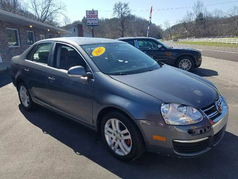 2007 Volkswagen Jetta for sale at Car Depot Auto Sales Inc in Seymour TN