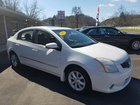2011 Nissan Sentra for sale at Car Depot Auto Sales Inc in Seymour TN