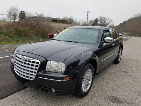 2010 Chrysler 300 for sale at Car Depot Auto Sales Inc in Seymour TN