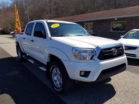 2013 Toyota Tacoma for sale at Car Depot Auto Sales Inc in Seymour TN