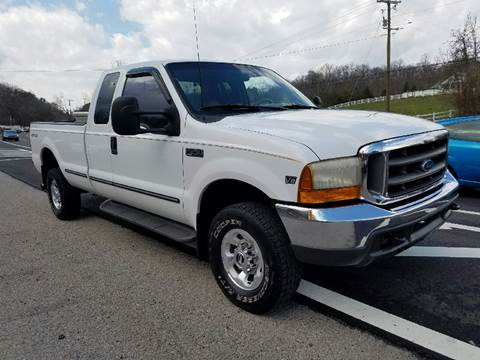 1999 Ford F-250 Super Duty for sale at Car Depot Auto Sales Inc in Seymour TN
