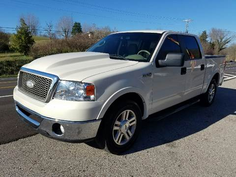 2007 Ford F-150 for sale at Car Depot Auto Sales Inc in Seymour TN