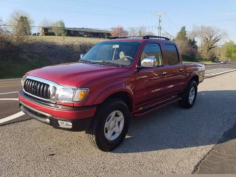 2003 Toyota Tacoma for sale at Car Depot Auto Sales Inc in Seymour TN