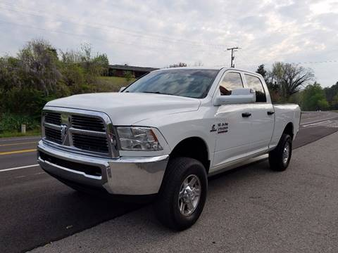 2012 RAM Ram Pickup 2500 for sale at Car Depot Auto Sales Inc in Seymour TN