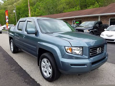 2007 Honda Ridgeline for sale at Car Depot Auto Sales Inc in Seymour TN