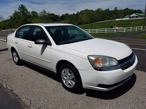 2005 Chevrolet Malibu for sale at Car Depot Auto Sales Inc in Seymour TN