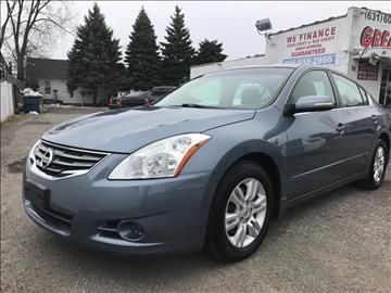 2010 Nissan Altima for sale in Copiague, NY