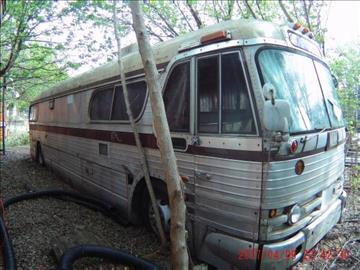 1954 GMC Motorcoach for sale in Cadillac, MI