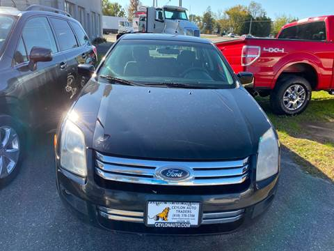2007 Ford Fusion for sale at Ceylon Auto Traders in Easton MD