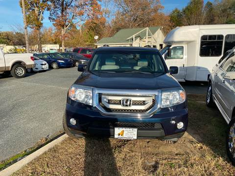 2011 Honda Pilot for sale at Ceylon Auto Traders in Easton MD