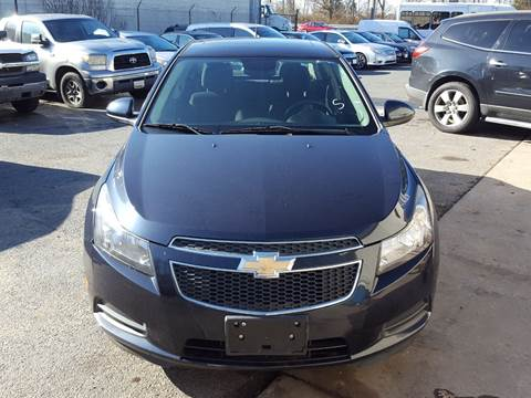 2014 Chevrolet Cruze for sale at Ceylon Auto Traders in Easton MD