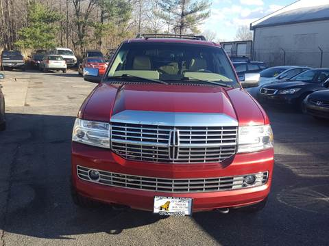 2007 Lincoln Navigator for sale at Ceylon Auto Traders in Easton MD