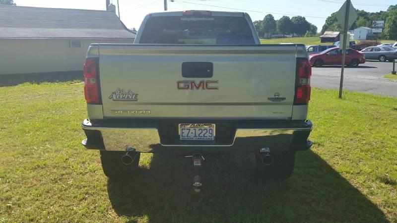 2015 GMC Sierra 1500 for sale at R & D Auto Sales Inc. in Lexington NC