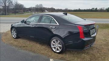 2016 Cadillac ATS for sale at R & D Auto Sales Inc. in Lexington NC
