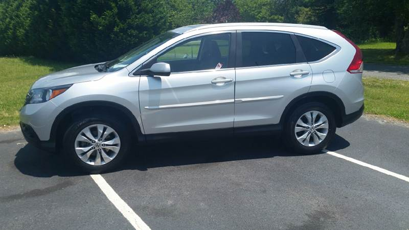 2014 Honda CR-V for sale at R & D Auto Sales Inc. in Lexington NC