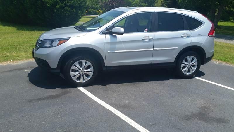 2014 Honda CR-V for sale at R & D Auto Sales Inc. in Lexington NC