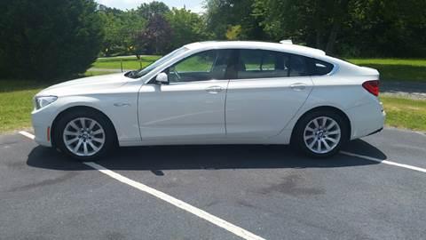 2010 BMW 5 Series for sale at R & D Auto Sales Inc. in Lexington NC