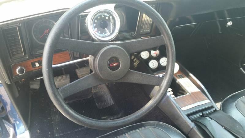 1969 Chevrolet Camaro for sale at R & D Auto Sales Inc. in Lexington NC