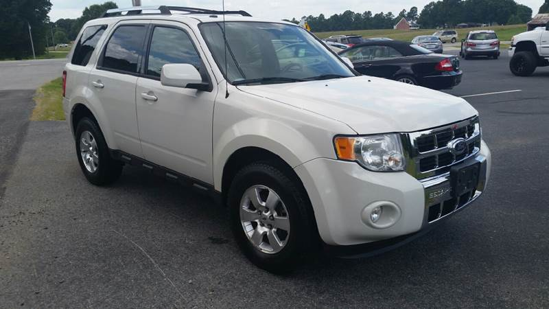 2011 Ford Escape for sale at R & D Auto Sales Inc. in Lexington NC