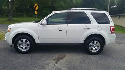 2011 Ford Escape for sale at R & D Auto Sales Inc. in Lexington NC