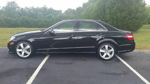 2011 Mercedes-Benz E-Class for sale at R & D Auto Sales Inc. in Lexington NC