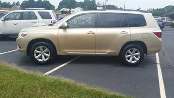 2009 Toyota Highlander for sale at R & D Auto Sales Inc. in Lexington NC