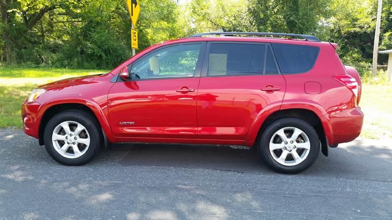 2011 Toyota RAV4 for sale at R & D Auto Sales Inc. in Lexington NC