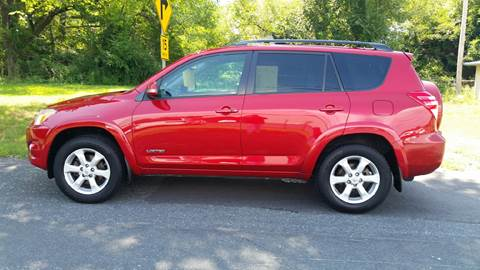 2011 Toyota RAV4 for sale at R & D Auto Sales Inc. in Lexington NC