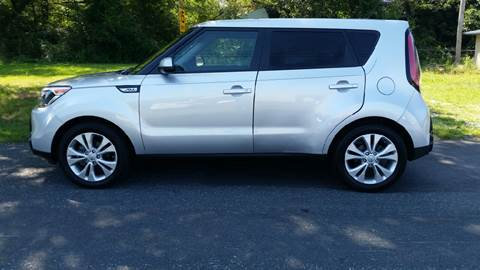 2016 Kia Soul for sale at R & D Auto Sales Inc. in Lexington NC