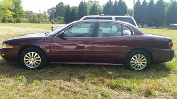 2005 Buick LeSabre for sale at R & D Auto Sales Inc. in Lexington NC