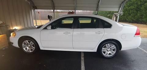 2011 Chevrolet Impala for sale in Lexington, NC