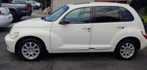 2010 Chrysler PT Cruiser for sale at R & D Auto Sales Inc. in Lexington NC