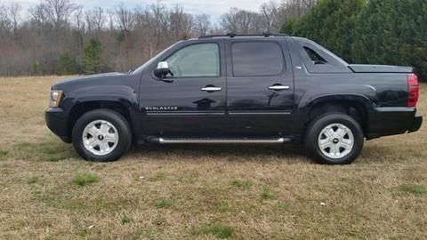 2011 Chevrolet Avalanche for sale at R & D Auto Sales Inc. in Lexington NC