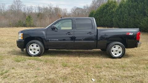 2011 Chevrolet Silverado 1500 for sale at R & D Auto Sales Inc. in Lexington NC