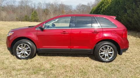 2013 Ford Edge for sale at R & D Auto Sales Inc. in Lexington NC