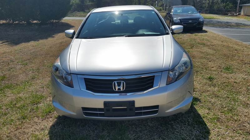 2010 Honda Accord for sale at R & D Auto Sales Inc. in Lexington NC