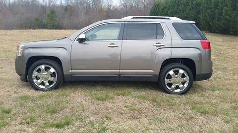2011 GMC Terrain for sale at R & D Auto Sales Inc. in Lexington NC