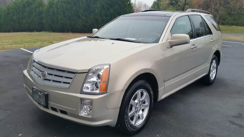 2007 Cadillac SRX for sale at R & D Auto Sales Inc. in Lexington NC