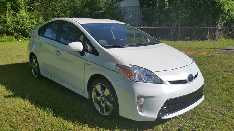 2013 Toyota Prius for sale at R & D Auto Sales Inc. in Lexington NC