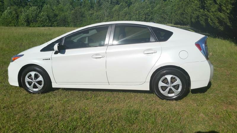 2012 Toyota Prius for sale at R & D Auto Sales Inc. in Lexington NC