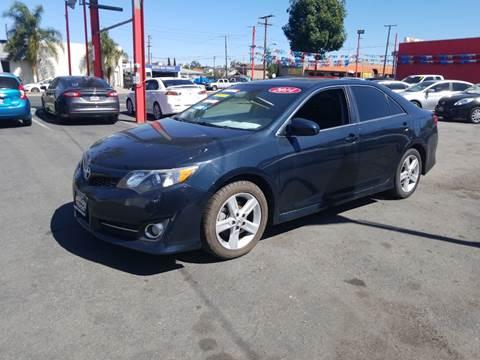 Angelos Auto Sales >> Toyota Camry For Sale In Santa Ana Ca Angelos Auto Sales